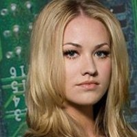Sarah Walker played by Yvonne Strahovski