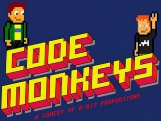 Code Monkeys tv show photo