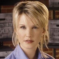 Lilly Rush played by Kathryn Morris