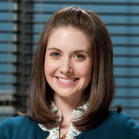 Annie Edison played by Alison Brie