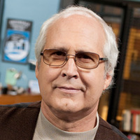 Pierce Hawthorne played by Chevy Chase