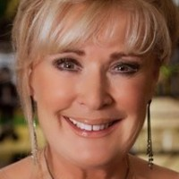 Liz McDonald played by Beverley Callard