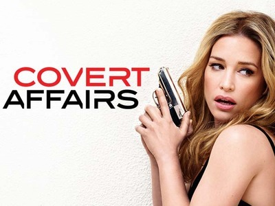 Covert Affairs tv show photo