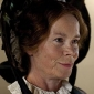 Lady Glenmire played by Celia Imrie