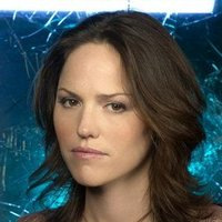 Sara Sidle played by Jorja Fox