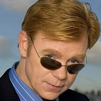 Lieutenant Horatio Caine played by David Caruso