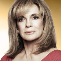Sue Ellen Ewing played by Linda Gray