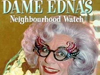 Dame Edna's Neighbourhood Watch (UK) tv show photo