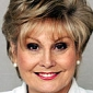 Angela Rippon - Guest Judge played by Angela Rippon
