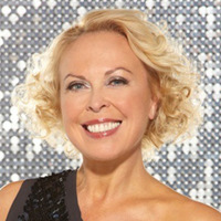 Jayne Torvill played by Jayne Torvill