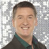Robin Cousins - Judge Dancing on Ice (UK)