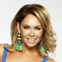 Kym Johnson played by Kym Johnson