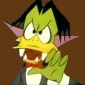 Count Duckula Danger Mouse (UK)