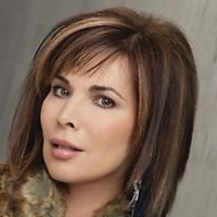 Kate Roberts played by Lauren Koslow