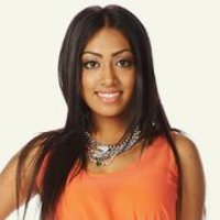 Alli Bhandari played by Melinda Shankar