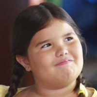 Juanita Solis played by Madison De La Garza