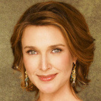 Mary Alice Young played by Brenda Strong