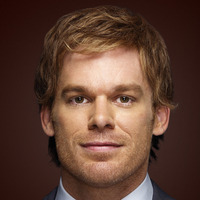 Dexter Morgan played by Michael C. Hall