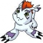 Gomamon played by R. Martin Klein