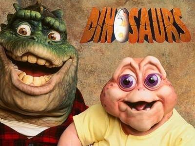 Dinosaurs tv show photo