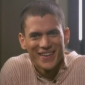 David Scott played by Wentworth Miller