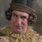 Mayor Waldo played by Jim Carter