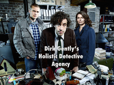 Dirk Gently (UK) tv show photo