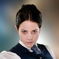 Jenny Flint played by Catrin Stewart