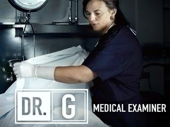Dr. G: Medical Examiner Episodes - Dr. G:.