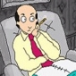Dr. Katz played by Jonathan Katz