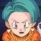 Bulma played by Tiffany Vollmer
