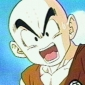 Krillin played by Sonny Strait