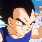 Vegeta played by Ryô Horikawa