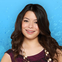 Megan Parker played by Miranda Cosgrove
