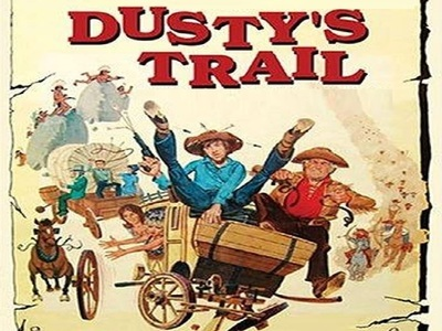 Dusty's Trail tv show photo