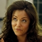 April Buchanon played by Katy Mixon