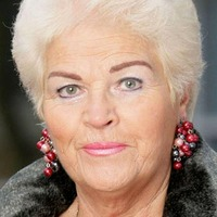 Pat played by Pam St. Clement