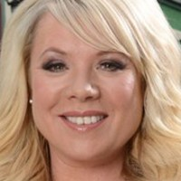 Sharon played by Letitia Dean