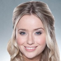 Katie Sugden played by Sammy Winward