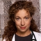 Dr. Elizabeth Corday played by Alex Kingston