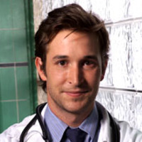 Dr. John Carter played by Noah Wyle