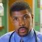 Dr. Peter Benton played by Eriq La Salle