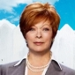 Eva Thorne played by Frances Fisher