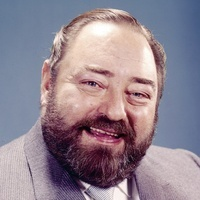 Mr. Giles French played by Sebastian Cabot