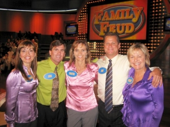 Family Feud tv show photo