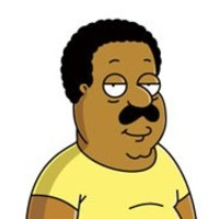 Cleveland Brown Family Guy