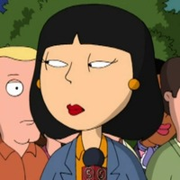Tricia Takanawa played by Alex Borstein