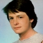 Alex P. Keaton played by Michael J. Fox