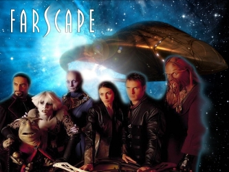 Farscape tv show photo
