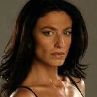 Officer Aeryn Sun played by Claudia Black